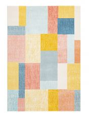 City 466115 AK991 Multi Contemporary Rug by Mastercraft