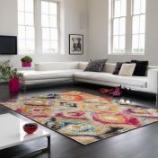 Colores COL08 Modern Abstract Rug By Asiatic