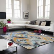 Colores COL09 Modern Abstract Rug By Asiatic