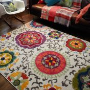 Colores COL01 Modern Graphical Rug by Asiatic