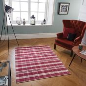 Cottage 21 S Red/White Rug by Oriental Weavers