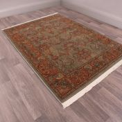 Country House Merton Traditional Rug by HMC