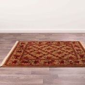 Country House Trellis Traditional Rug by HMC