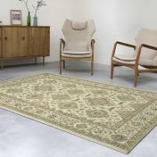 Da Vinci 057 0163 6464 Beige Traditional Runner By Mastercraft