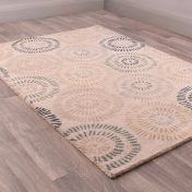 DAVIS Contemporary Fusion Wool Rug by Prestige