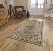 Diamond 4400 Beige Traditional Rug By Think Rugs