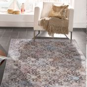 Easy Care Astana Multi Rug by Unique Rugs