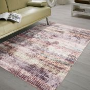 Easy Care Mosaic Multi Rug by Unique Rugs