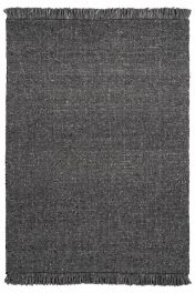 Eskil ESL 515 Anthracite Wool Rug by Unique Rugs