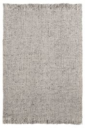Eskil ESL 515 Grey Wool Rug by Unique Rugs