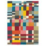 Estella Domino 83901 Wool Rug by Brink & Campman