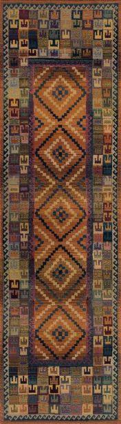 Gabbeh 51 C Oriental Runner By Oriental Weavers