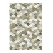 Galleria 063 0456 6282 Beige Geometric Rug by Mastercraft