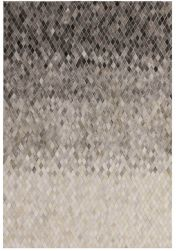 Gaucho Diamond Ombre Wool Rug by Asiatic