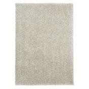 Gravel Mix 68209 White Grey Wool Rug  by Brink & Campman