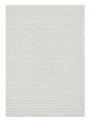 High Line 099 - 0103 3024- 96 Light Grey Flatweave Wool Rug by Mastercraft