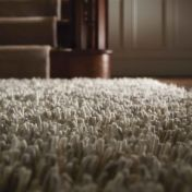 Imperial Light Mix Shaggy Wool Rug by Rug Guru