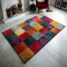 Kaleidoscope 566 C Geometrical Rug By Oriental Weavers