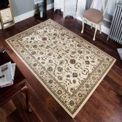 Kendra 137 W Cream Traditional Rug By Oriental Weavers