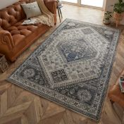 Kendra 2603 H Blue Traditional Rug by Oriental Weavers