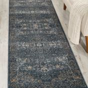 Malta MAI01 Navy Runner by Kathy Ireland
