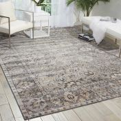 Malta MAI03 Slate Traditional Rug by Kathy Ireland