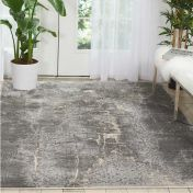 Heritage KI353 Charcoal Runner by Kathy Ireland