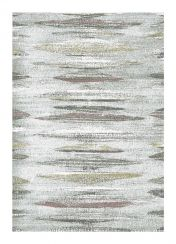 Liberty 034-0008 6111 Grey Abstract Contemporary Rug by Mastercraft