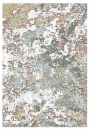 Liberty 034-0017-1161 Multi Abstract Rug by Mastercraft