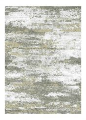 Liberty 034-0026 6191 Gold Abstract Contemporary Rug by Mastercraft