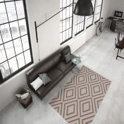 Lina 500 Taupe Modern Rug by Unique Rugs