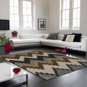 Matrix Cuzzo MAX24 Cuzzo Chocolate Wool Rug by Asiatic