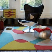 Matrix MAX53 Arc Bright Wool Rug By Asiatic