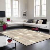 Matrix Sofia MAX31 Sofia Natural Wool Rug by Asiatic
