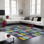 Matrix Sofia MAX34 Sofia Multi Wool Rug by Asiatic