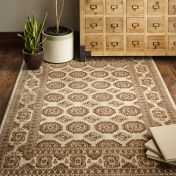 Mazrahi Natural Traditional Rug by Origins