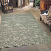 Brighton 098 0570 3036 96 Grey Striped Rug By Mastercraft