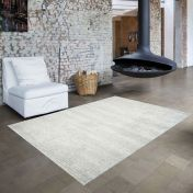 Skald 49001/5262 Silver Plain Rug by Mastercraft