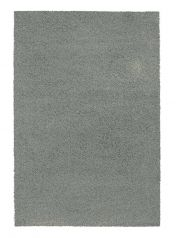 Mehari 023 0001 4248 Grey Plain Rug by Mastercraft