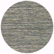 Mehari 023 0067 5949 Blue Designer Abstract Circle Rug By Mastercraft