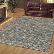 Mehari 023 0067 5949 Blue Designer Abstract Rug By Mastercraft