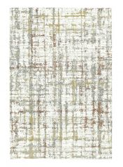 Mehari 023 0188 6616 Gold Abstract Rug by Mastercraft