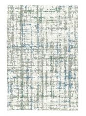 Mehari 023 0188 6696 Blue Abstract Rug by Mastercraft