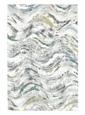 Mehari 023 0288 6666 Cream Abstract Rug by Mastercraft