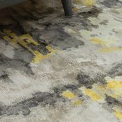 Meriel Citron Abstract Rug by William Yeoward