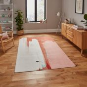 Michelle Collins AB0156 Terra Ivory  Rug By Think Rugs