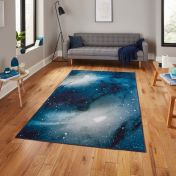 Michelle Collins OS0078 Navy Rug By Think Rugs