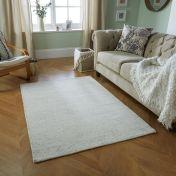 Milano Grey Wool Rug by Oriental Weavers