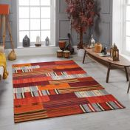 Navajo Multi Wool Rug by Oriental Weavers