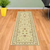 Noble Art 6529 190 Beige Traditional Runner By Mastercraft